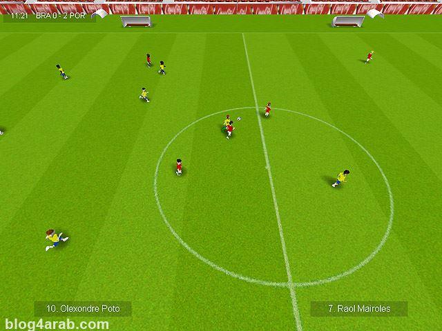 تحميل لعبة فيفا 2017 للكمبيوتر والاندرويد- لعبة World Wide Soccer