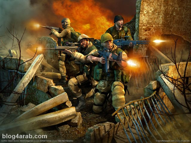 download conflict desert storm full free