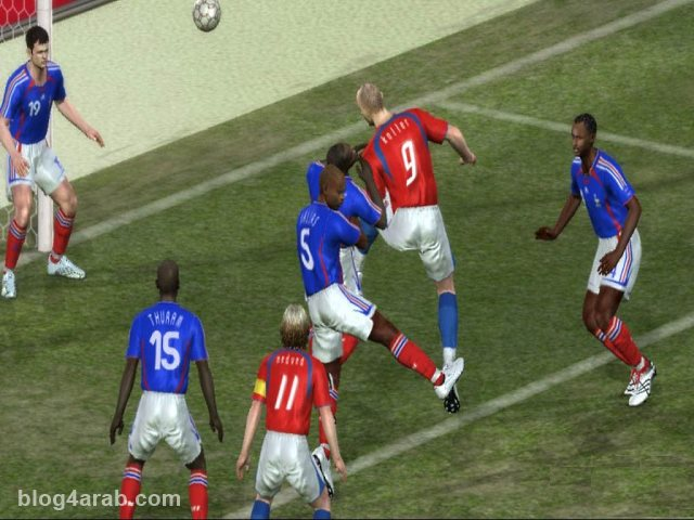 download pes 6 Pro Evolution Soccer 6 free