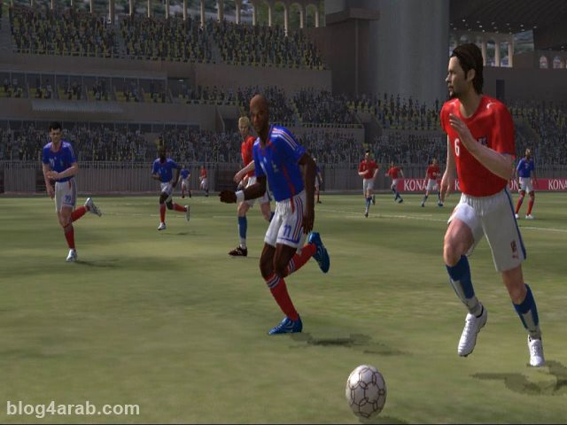 free download Pro Evolution Soccer 6 pc