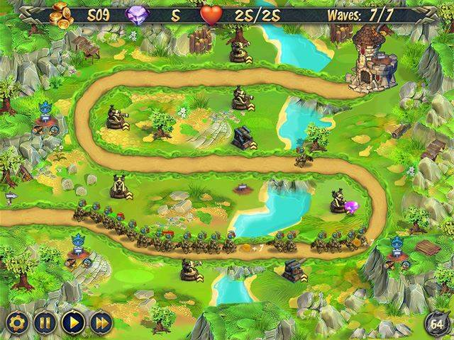 free download Royal Defense