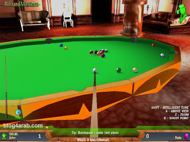 Billiard Masters download free full