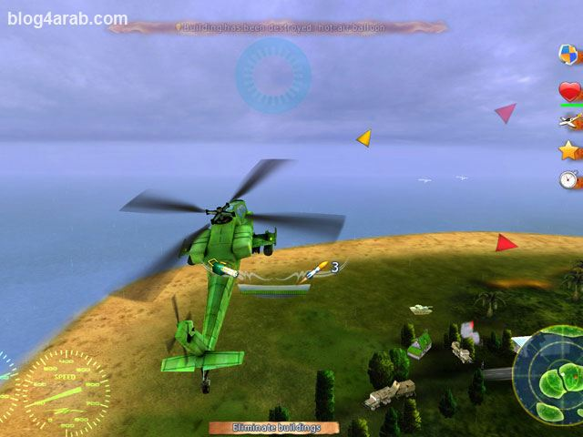 Helicopter Wars full game download