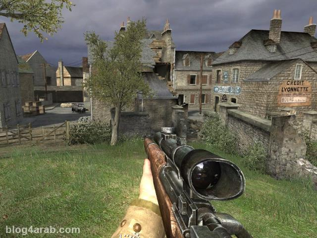 download Call of Duty full تحميل نداء الواجب Call of Duty 2 داون فيل برابط مباشر