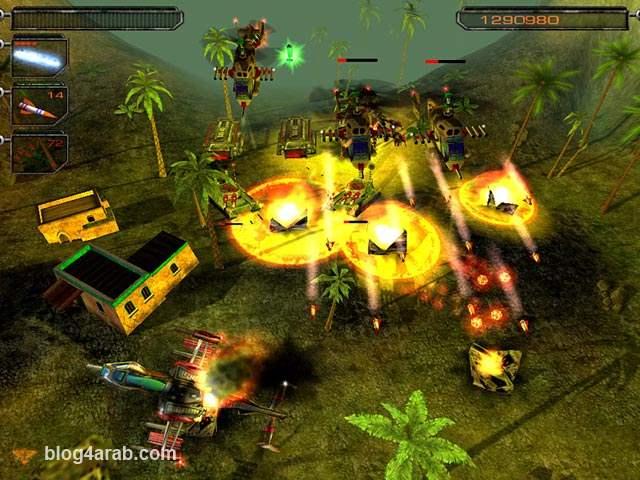 تحميل العاب اكشن للكمبيوتر والموبايل - لعبة حرب الصحراء Desert Storm