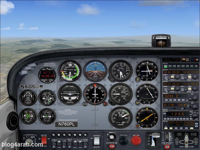 تحميل العاب اكشن كاملة للكمبيوتر - لعبة Flight Simulator برابط مجاني