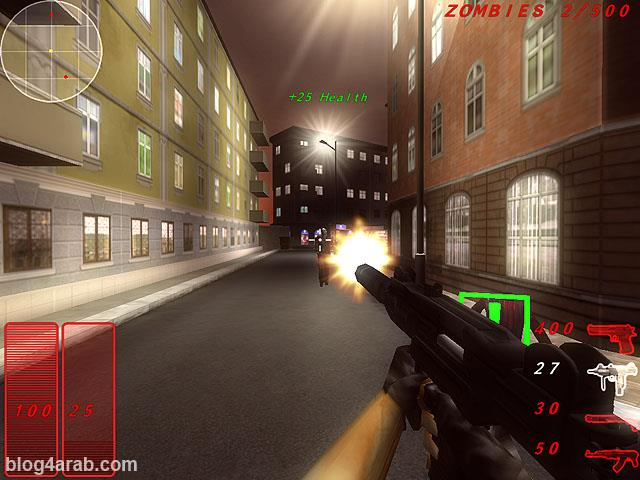 download Zombie Apocalypse Shooter free