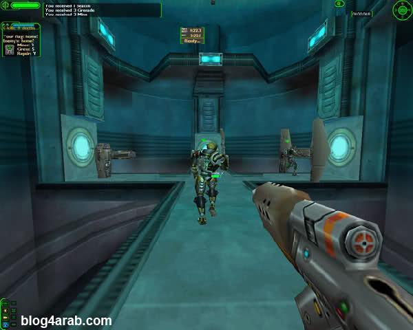 تحميل العاب اكشن خفيفة للكمبيوتر - لعبة الرجل الحديدي Starsiege Tribes