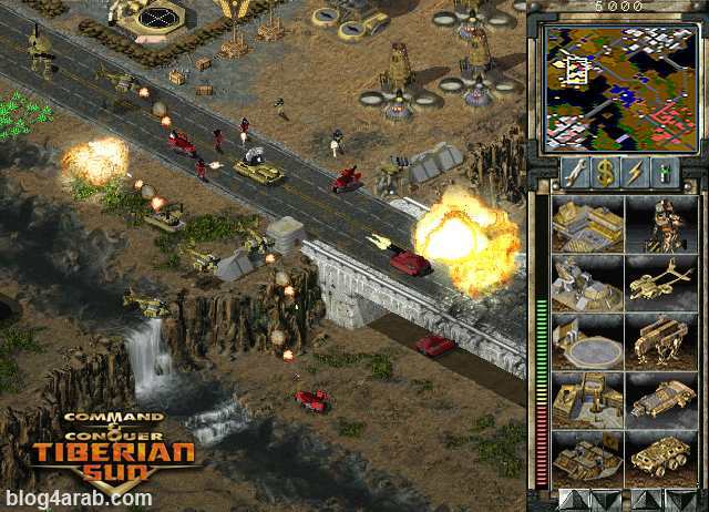 free download Command & Conquer Tiberian Sun