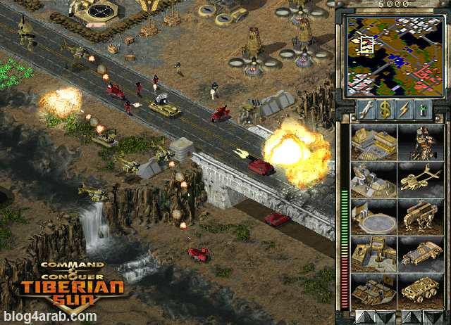 free download Command & Conquer Tiberian Sun