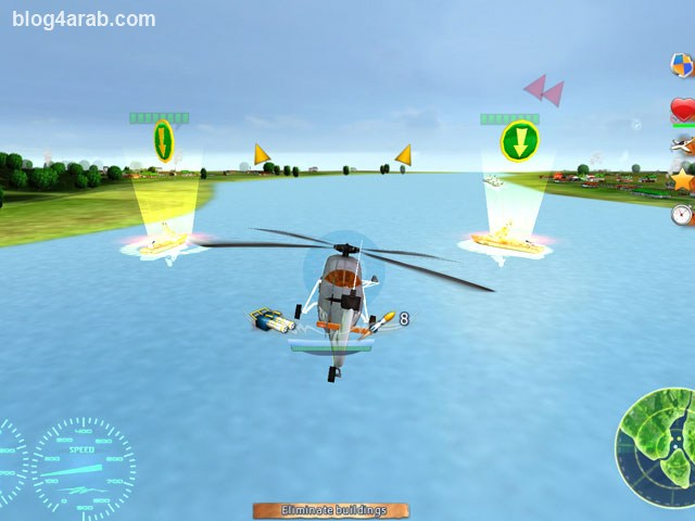 free download Helicopter Wars