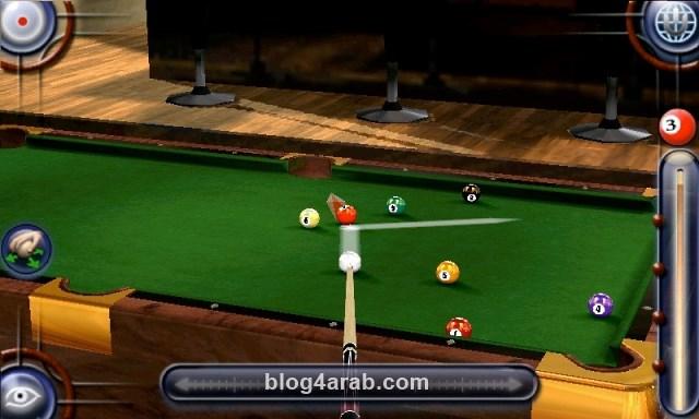 تحميل العاب بلياردو كامله للكمبيوتر والاندرويد Pool Billiards
