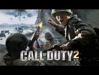 تحميل نداء الواجب Call of Duty 2 داون فيل برابط مباشر