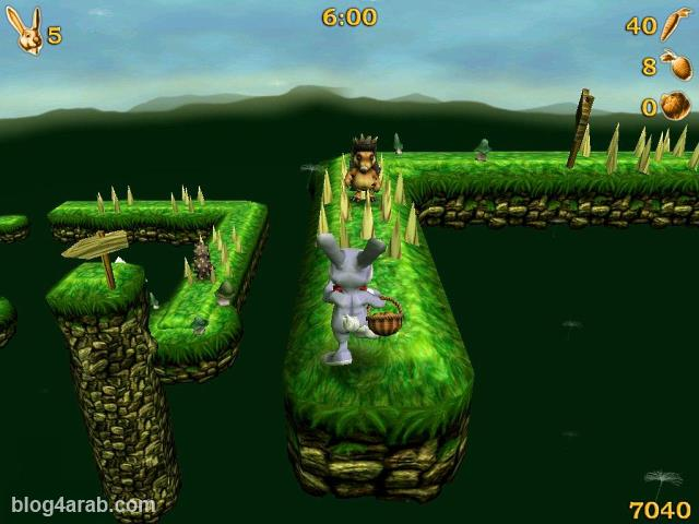 Rosso Rabbit in Trouble full game download