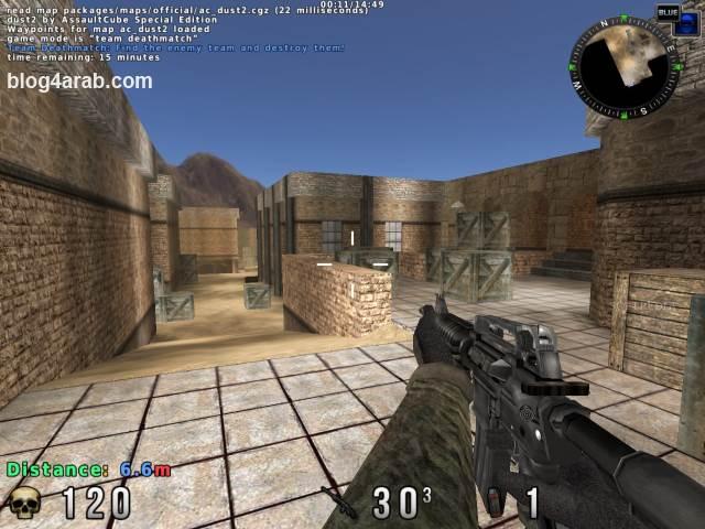 downlaod AssaultCube Reloaded free