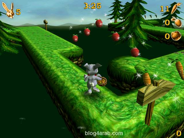 download Rosso Rabbit in Trouble free full