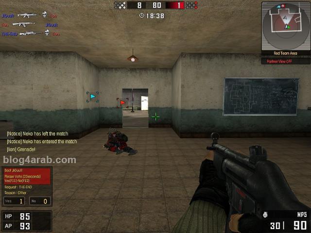 تحميل اقوى العاب حرب بالاسلحة الثقيلة مجانا للكمبيوتر BlackShot Online