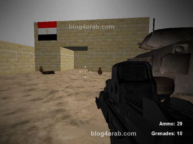 تحميل لعبة حرب اكتوبر النسر المصرى Arabian Conflict