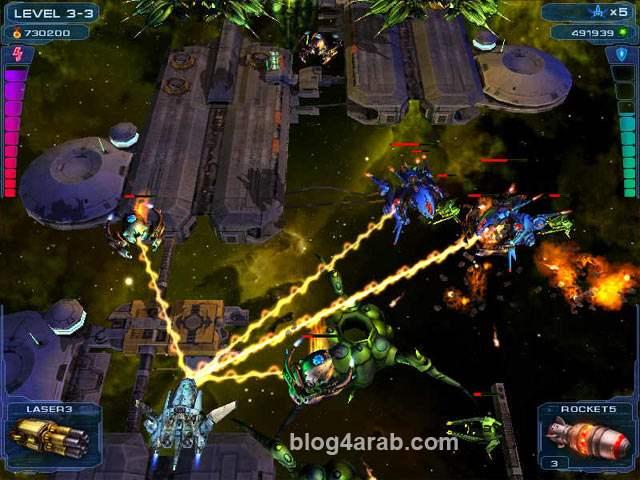 تحميل لعبة Star Sword حرب الفضاء الخارجي مجانا برابط واحد