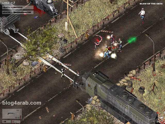 تحميل لعبة الاكشن زومبي شوتر Zombie Shooter 2 رابط مباشر