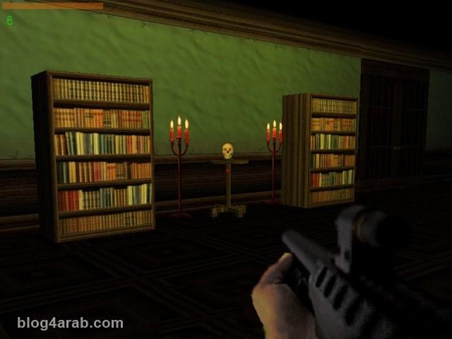تحميل العاب اكشن ورعب وغموض للكمبيوتر مجانا Grim Mansion