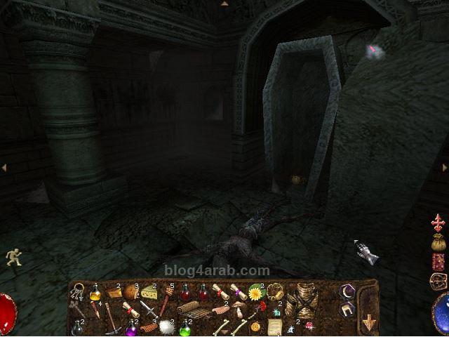 تحميل لعبة Arx Libertatis القلعة السحرية للكمبيوتر - تحميل العاب PC