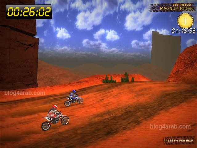 free download Desert Moto Racing