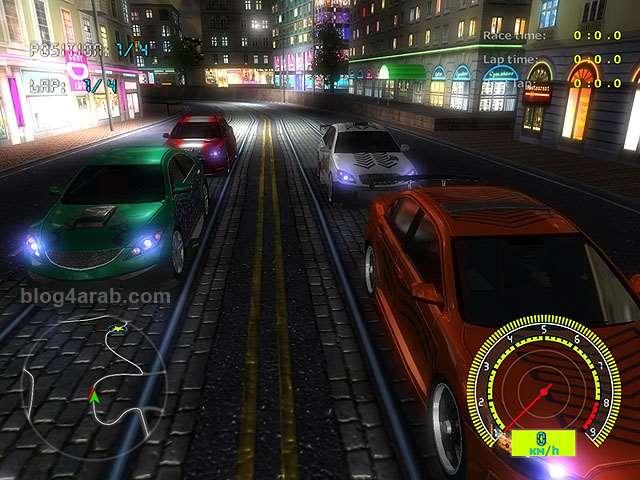تحميل لعبة السيارات سباق نجوم الشوارع Street Racing Stars للكمبيوتر