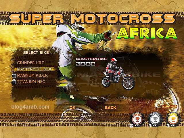 download Super Motocross Africa free