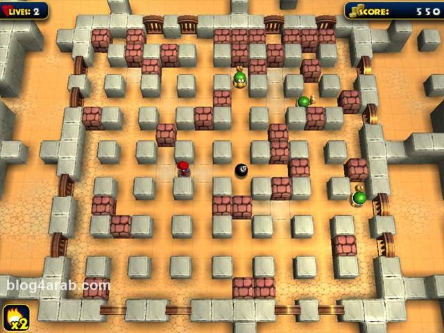 تحميل لعبة ماريو Bomber Mario