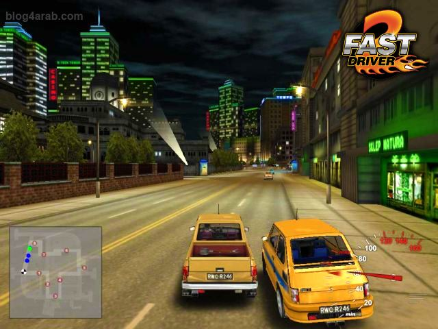 download 2 Fast Driver game free