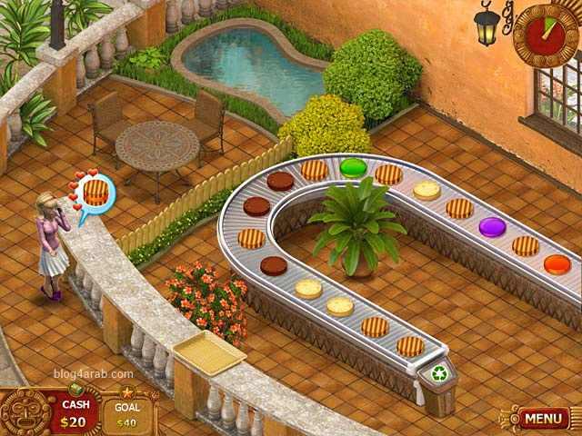 تحميل لعبة كيك شوب Cake Shop 3
