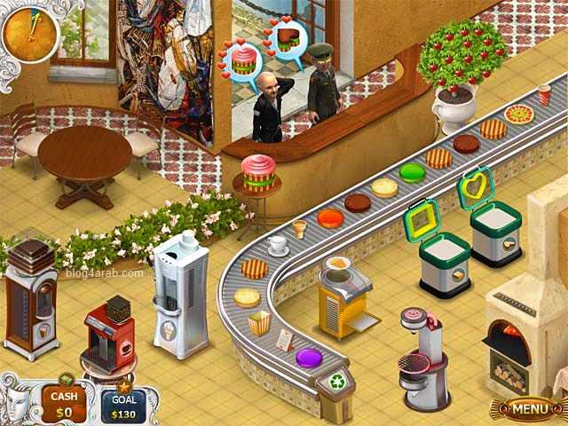 تحميل لعبة كيك شوب Cake Shop 3 مجانا