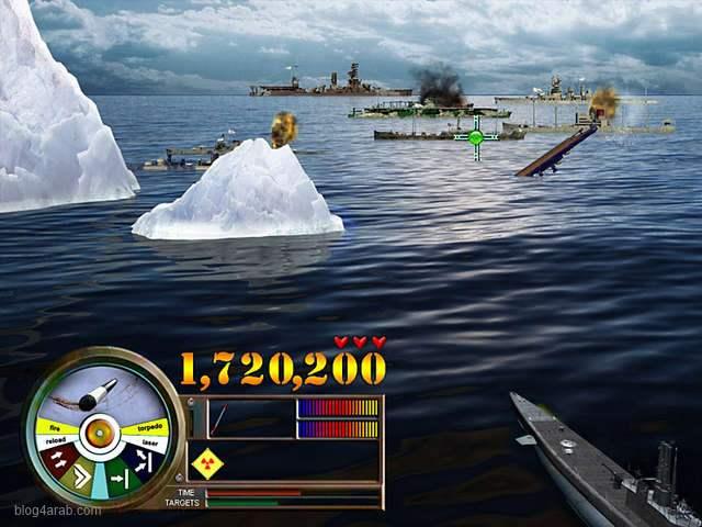 تحميل لعبة حرب الأساطيل البحرية المدمرة للكمبيوتر Pearl Harbor Fire