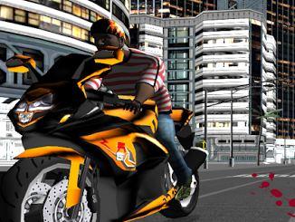 تحميل لعبة سباق الدراجات النارية City Moto Racer للكمبيوتر كاملة