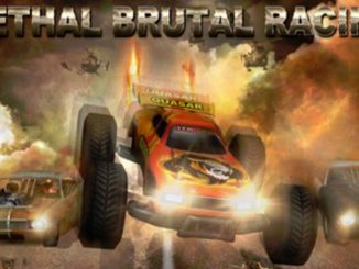 تحميل لعبة سباق السيارات المحاربة Lethal Brutal Racing