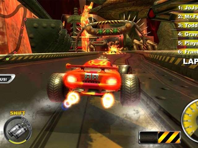 تحميل العاب حرب السيارات كاملة مجانا Lethal Brutal Racing للكمبيوتر