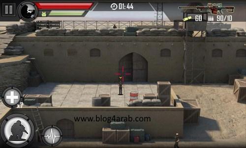 تحميل لعبة القناص الحديث Modern Sniper اخر اصدار للاندرويد والايفون