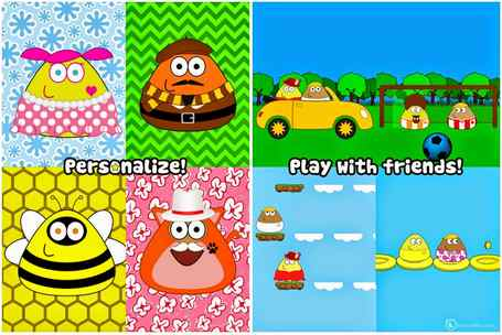 Download game Pou For Android
