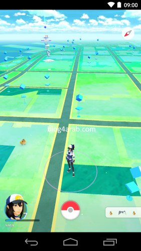 تحميل لعبة بوكيمون جو الاصلية Pokémon GO للاندرويد والايفون مجانا