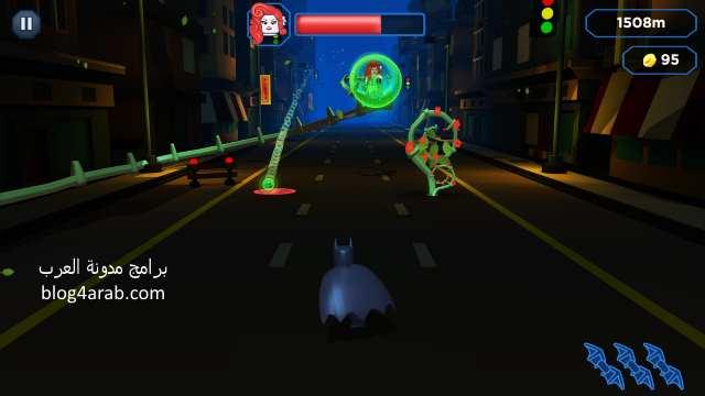 تحميل لعبة باتمان الرجل الوطواط Batman بحجم صغير للكمبيوتر والموبايل