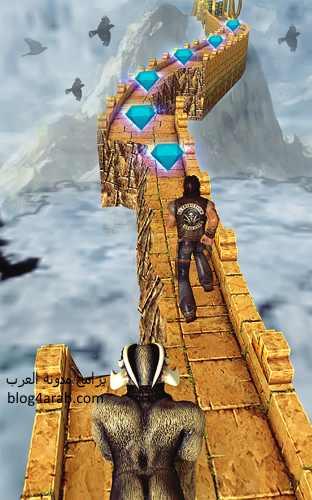 تحميل لعبة تمبل رن الجري من معبد الغابة temple run