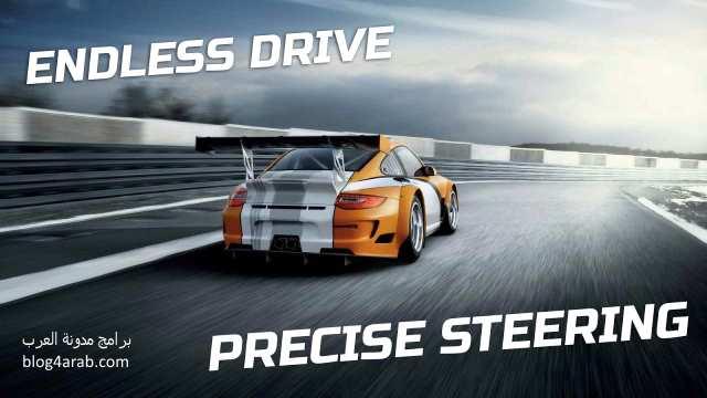 تحميل اقوى لعبة سباق سيارات عالمية مجانا للاندرويد Road Drivers