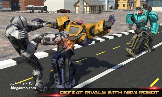 تحميل العاب اكشن مضغوطة للاندرويد المتحولون ترانسفورمرز transformers