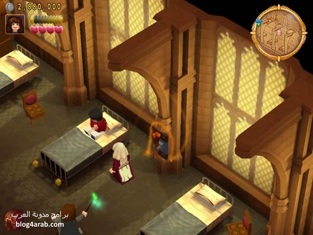 تحميل لعبة السحر هاري بوتر للموبايل مجانا Harry Potter برابط مباشر