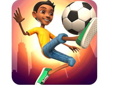 تنزيل العاب كرة قدم الشوارع مجانا للكمبيوتر والموبايل FreeStyle Soccer