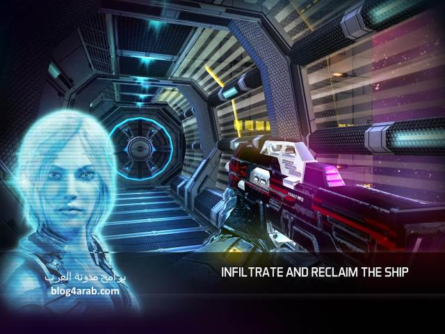 تحميل لعبة Legacy الاليين المقاتلين مجانا للموبايل