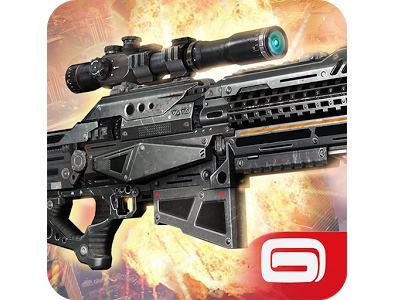 تحميل لعبة القناص القديمة كاملة للاندرويد والايفون مجانا Sniper Fury