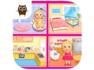 لعبة nanny mania 2 بدون تحميل