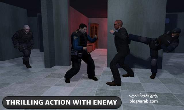تحميل لعبة المهمة المستحيلة ميشن امبوسيبل مجانا للاندرويد Mission Impossible